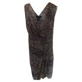 Isabel Marant Beige Viscose Dress