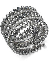 INC International Concepts Coil Wrap Beaded Bracelet, Created for Macy's