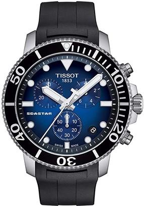 Tissot T-Sport Seastar 1000 Chronograph - T1204171704100 (Blue Gradient) Watches