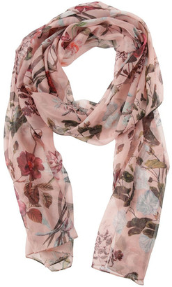 Innovare Made in Italy Vintage Floral Scarf