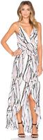 Karina Grimaldi Egypt Maxi Dress
