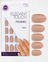 Elegant Touch Polished Nails