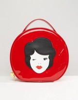 Tatty Devine Vintage Lady Cosmetic Case