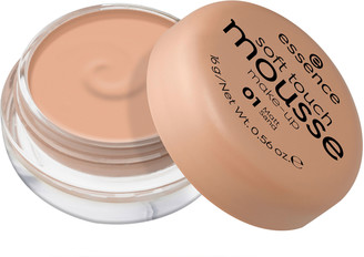 Essence Soft Touch Mousse Make-Up 16G 01 Matt Sand