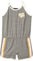 Golden Child Tiny Whales Romper (Toddler/Little Kids/Big Kids) (Tri Grey) Girl's Jumpsuit & Rompers One Piece