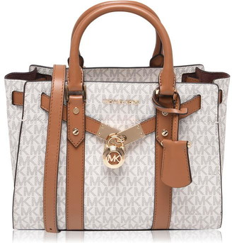 MICHAEL Michael Kors Hamilton Satchel Bag