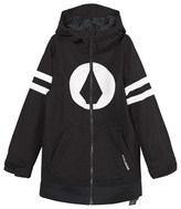 Volcom Black West Ski Jacket