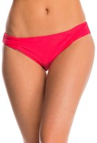 Betsey Johnson Swimwear Beach Club Solids Hipster Bottom 8146570