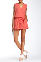 Julie Brown Annabel Surplice Romper