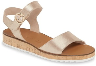 Paul Green Audrey Quarter Strap Sandal