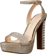 Jessica Simpson Women's BANDA Platform Dress Sandal