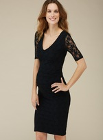 Isabella Oliver Devonshire Lace Maternity Dress