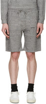 DSQUARED2 Grey New Dan Shorts