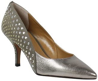 Taupe Metallic Shoes | Shop the world's