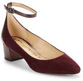 Sam Edelman Lola Blocked Heel Ballet Shoes