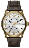 Diesel Armbar Brown Watch