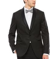 Jf J.Ferrar JF Houndstooth Tuxedo Jacket - Slim Fit