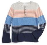 Splendid Boy's Stripe Sweater