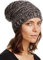 Aqua Marl Metallic Slouchy Hat - 100% Exclusive