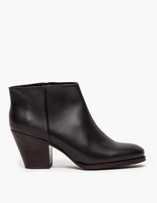 Rachel Comey Mars Ankle Boot in Black/Black