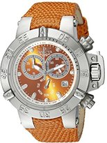 Invicta Women's 18290 Subaqua Analog Display Swiss Quartz Orange Watch