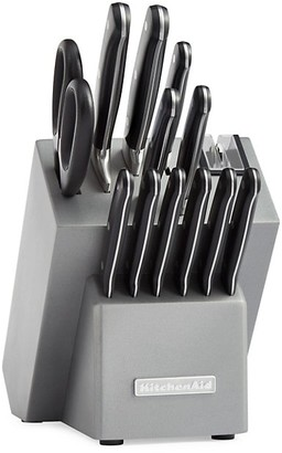 KitchenAid 14-Piece Classic Forged Triple Rivet Cutlery Set