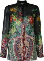 Etro printed shirt - women - Silk/Cotton - 38