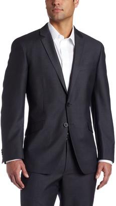Kenneth Cole Reaction Men's Slim Fit Suit Separate Blazer (Blazer Pant and Vest)