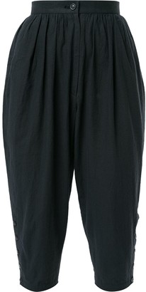 Issey Miyake Pre-Owned High Rise Balloon Culottes