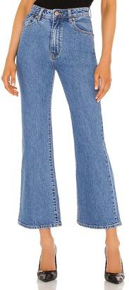 ROLLA'S Eastcoast Crop Flare Jean
