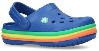 Crocs Rainbow Clogs