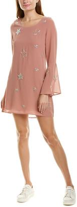 Chaser Open Back Mini Dress
