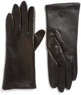 Nordstrom Women's Fownes Brothers 'Basic Tech' Cashmere Lined Leather Gloves