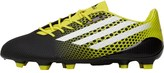 adidas Mens Crazyquick Malice Promo FG Rugby Boots Core Black/White/Bright Yellow