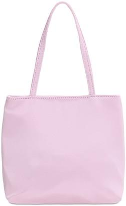Hai Little Pink Silk Top Handle Bag
