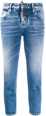 DSQUARED2 classic slim-fit jeans