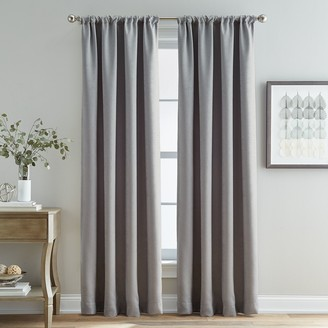 Mayfair 1-Panel Room Darkening Window Curtain