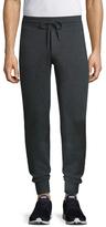 Moncler Solid Cotton Sweatpants
