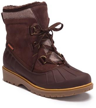 Bare Traps Silta Waterproof Faux Fur Boot