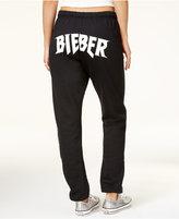 Bravado Justin Bieber Purpose Tour Juniors' Sweatpants