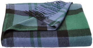 Lhc Lavish Home Faux Cashmere Acrylic Throw Blanket,, Evergreen