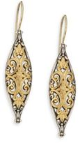 Konstantino Hebe 18K Yellow Gold & Sterling Silver Drop Earrings