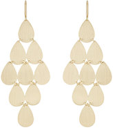 Irene Neuwirth Women's Nine-Drop Chandelier Earrings