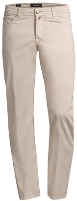 Kiton Straight-Fit Five-Pocket Pants