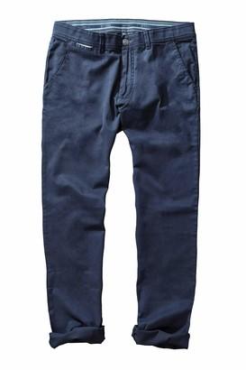 JP 1880 Men's Big & Tall Stretch Chino Pants Sand 54 721190 22-54