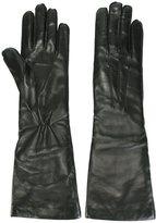 Ann Demeulemeester leather gloves