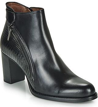 Muratti REECE women's Low Ankle Boots in Black