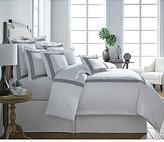 Southern Living Greek Key Embroidered Duvet