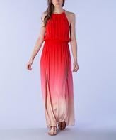 Dip Dye Maxi Dress - ShopStyle