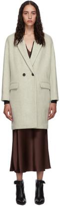 Isabel Marant Grey Timeless Coat